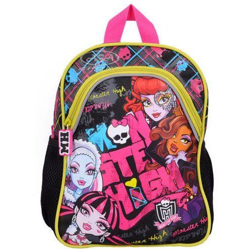 Plecak szkolno-wycieczkowy Monster High St. Majewski / WYSYŁKA 24 H/ Gwarancja 2 lata/ WYPRZEDAŻ!