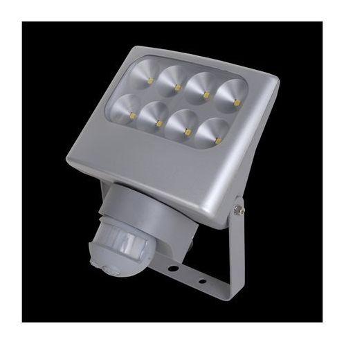 Luxera 70130 - led reflektor z czujnikiem ruchu negara 8xled/3w (8585032218354)