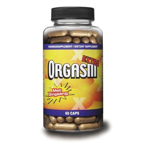 Orgasm Extra 60 tabl. Silniejszy orgazm Większy wytrysk z kategorii Potencja - erekcja