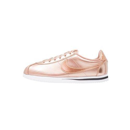 9c8da21095a5c Nike Sportswear CORTEZ SE Tenisówki i Trampki metallic red bronze, 859569