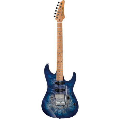 az226pb-cbb cerulean blue burst premium gitara elektryczna marki Ibanez