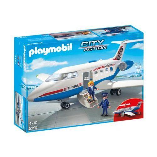 Playmobil CITY ACTION Samolot pasażerski 5395