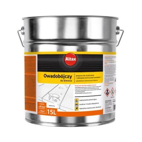 ALTAX (HYLOTOX Q)- preparat owadobójczy, 15 l