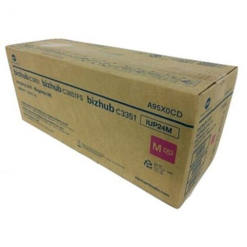 Minolta Oryginalny bęben konica iup-24m [a95x0cd] magenta
