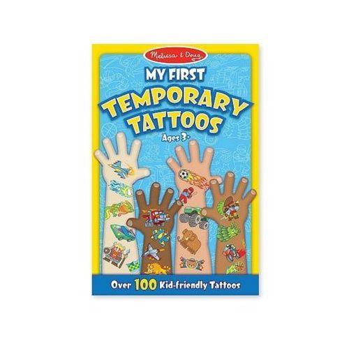 Melissa & doug Moje pierwsze tatuaże niebieskie 12947