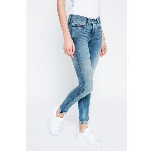 - jeansy nora, Hilfiger denim
