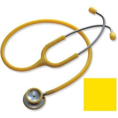 Spirit Stetoskop internistyczny  deluxe s601pf - żółty