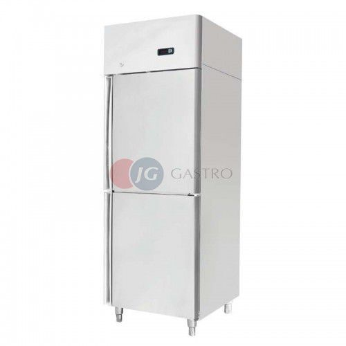 Szafa chłodnicza 2x 1/2 drzwi 400 l Red Fox SZCHD - 400, SZCHD - 400