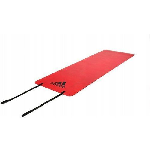 Mata treningowa fitness admt-12234or orange marki Adidas