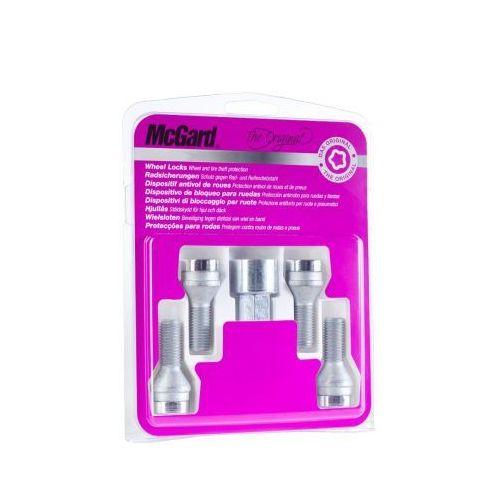 Śruby zabezpieczające do felg aluminiowych m12x1,25 40 mm marki Mcgard