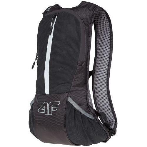 Plecak rowerowy h4l18 pcr002 6l system h2o czarny marki 4f