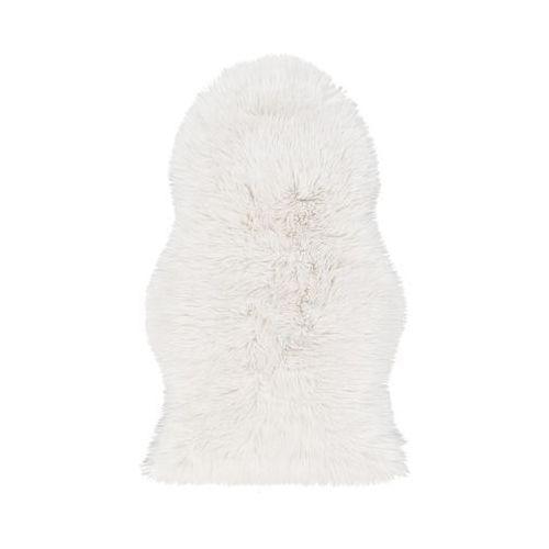 Inspire Skóra owcza faux biała 60 x 100 cm