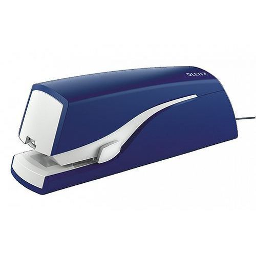 Zszywacz elektryczny LEITZ Nexxt Series, WOW, niebieski, do 20 kartek 55330035