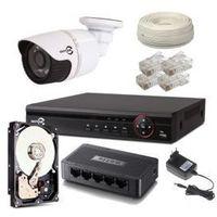 Zestaw monitoringu 1 kamera 720P
