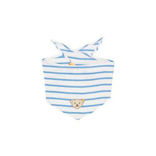 Steiff boys chustka na szyję milky blue (4056178403927)