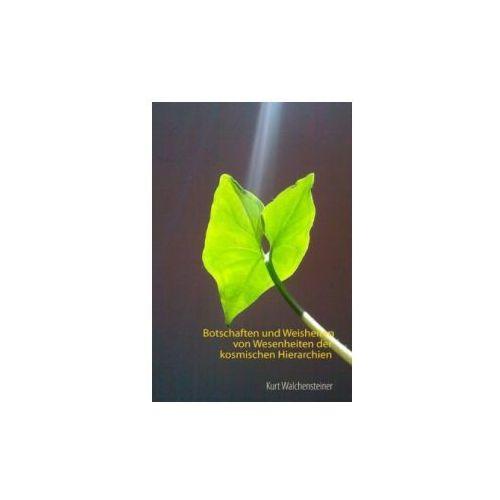 Botschaften und Weisheiten von geistigen Wesenheiten der kosmischen Hierarchien (9783837044430)