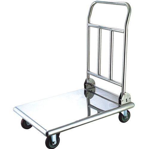 Stalgast Wózek platformowy składany, 740x480x870 mm | , 059001