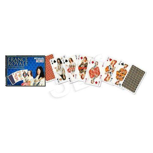 """Karty standard """"Francuscy królowie"""" (9001890214240)"""