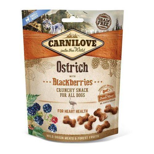 CARNILOVE dog OSTRICH/blackberries - 200g