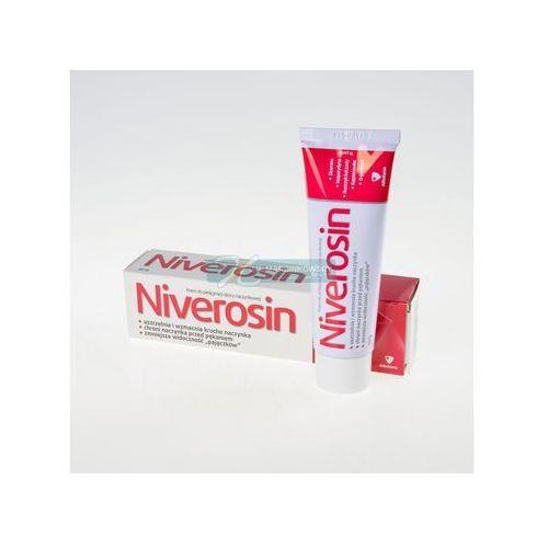 Niverosin krem do pielęgnacji skóry naczynkowej 50 g, postać leku: krem