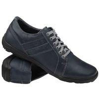 Półbuty buty 1-4237-364 granatowe - niebieski ||granatowy marki Kacper