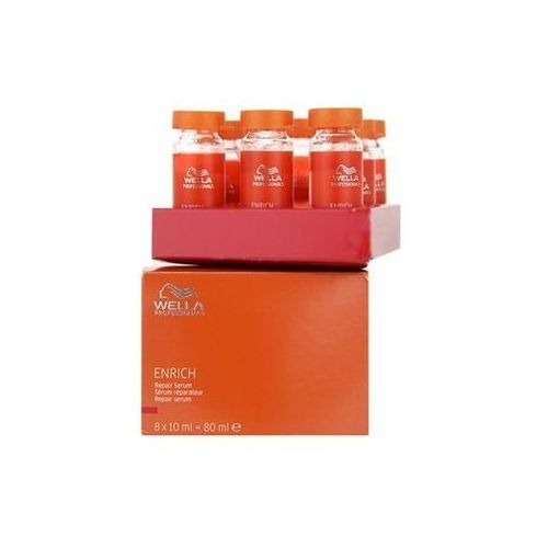 Wella Professionals Enrich Repair Serum serum regenerująco ujędrniające 8x 10ml