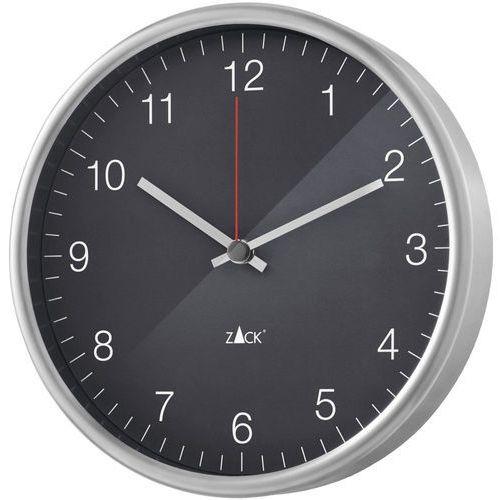 Zegar ścienny okrągły Palla 24 cm szary, 60026