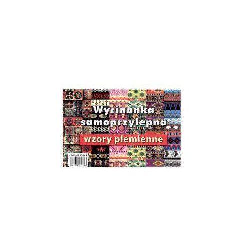Cormoran Wycinanka samoprzylepna a4 wzory plemienne (5906609059393)