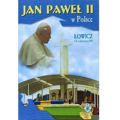 Jan paweł ii w polsce 1999 r - łowicz - dvd marki Fundacja lux veritatis