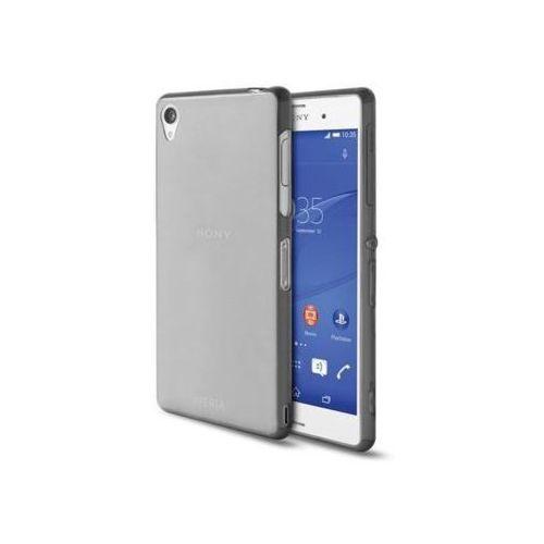 Etui TTEC SuperSlim do Sony Xperia Z3 Szary, kolor szary
