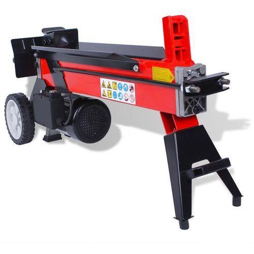 łuparka/rębak do drewna metalowa 7 ton marki Vidaxl