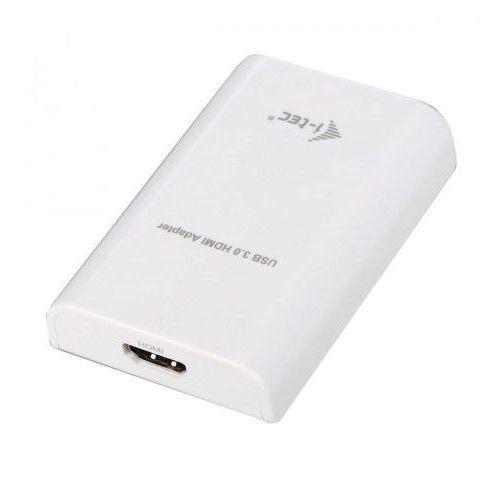usb3.0 hdmi adapter fullhd+ 1152p konwerter portu hdmi na usb 3.0 marki I-tec
