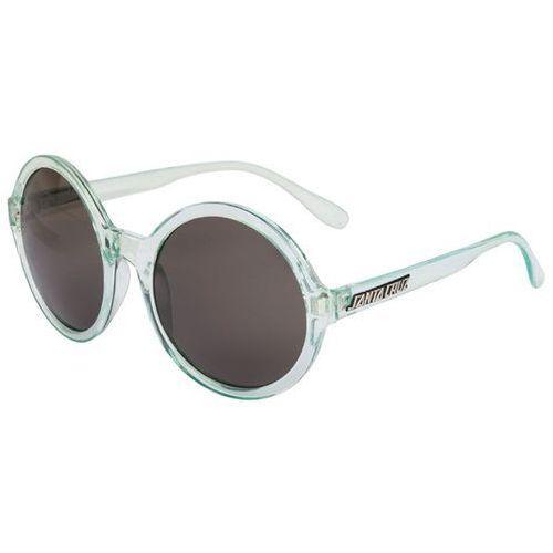 Okulary słoneczne - crystal sunglasses jade crystal (jade crystal) marki Santa cruz