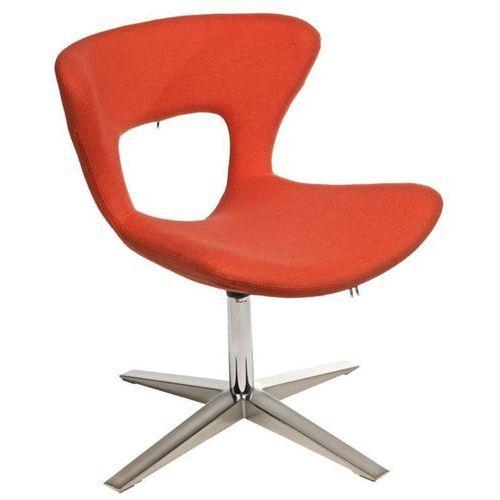 D2.design Krzesło soft - pomarańczowy (5902385701402)