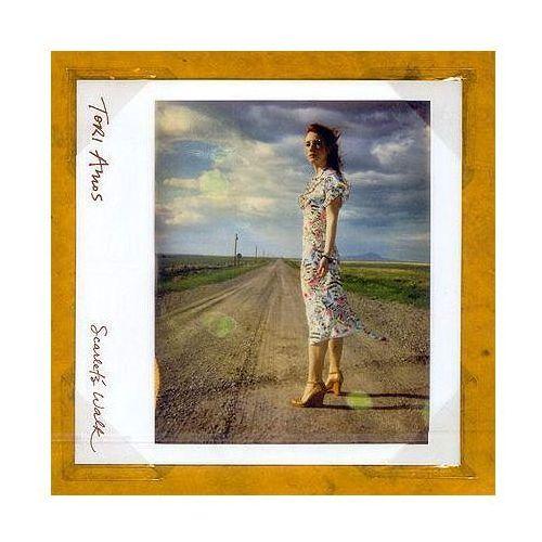 Sony music Tori amos - scarlet's walk (cd) (5099750878224)