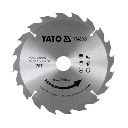 Yato Tarcza yt-60665