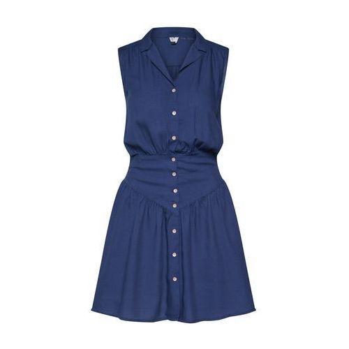 ROXY Letnia sukienka 'SHINY NIGHT' granatowy (3613374765849)