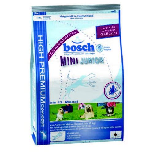 Bosch  mini junior 3kg