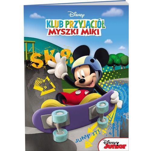 Klub Przyjaciół Myszki Miki Kolorowanka - Praca zbiorowa (9788325321574)