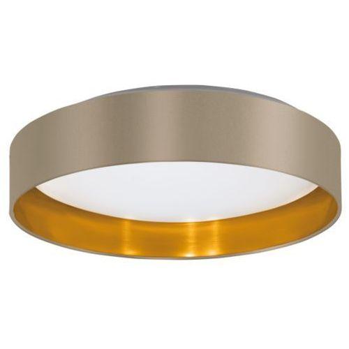 lampa sufitowa MASERLO ciemnoszara - 40,5 cm, EGLO 31624