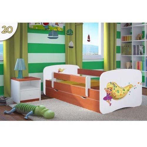 Łóżko dziecięce Kocot-Meble BABYDREAMS - Wiosna - OKAZJA!!! - Kolory Negocjuj Cenę