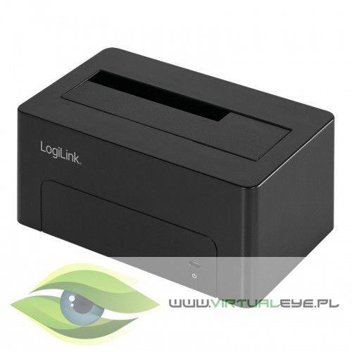 LogiLink Stacja dokująca USB3.0 dla 2.5/3.5 SATA HDD/SDD