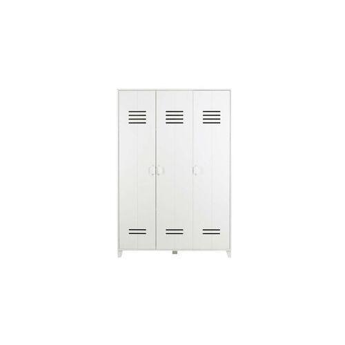 szafa trzydrzwiowa locker sosna 400420 marki Woood