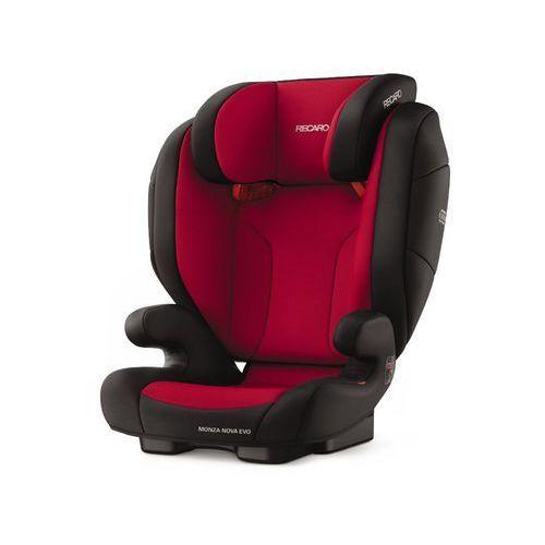 Recaro fotelik samochodowy monza nova evo racing red