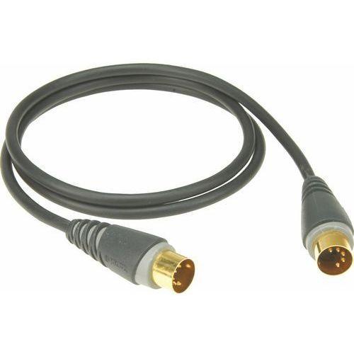 KLOTZ MID-018 kabel MIDI 1,8 m
