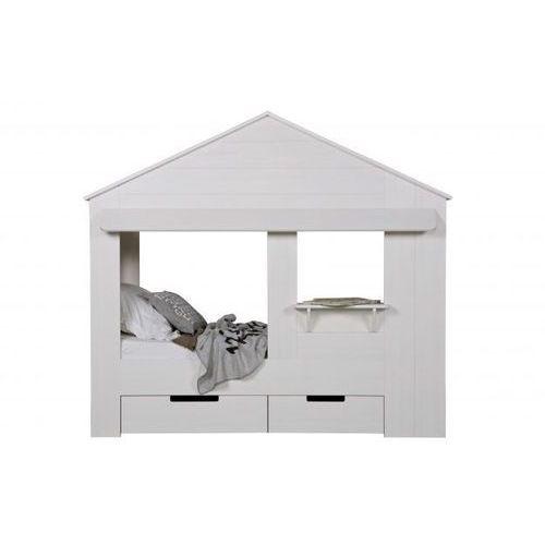 Woood Łóżko w kształcie domku huisie szuflady (+599 pln) nie, dziękuje nie, dziękuje