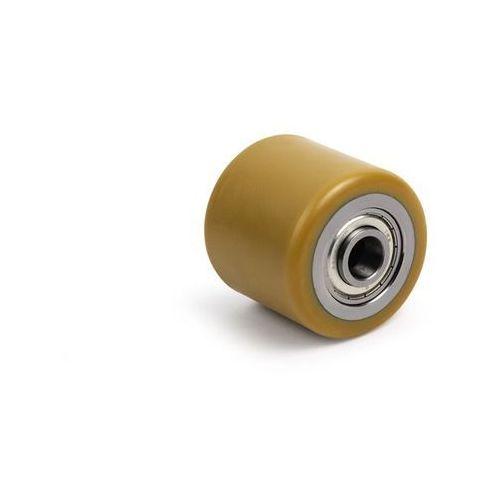 Rolka widłowa, poliuretan, dł. mocowania 78 mm. z poliuretanu, z metalowym rdzen marki Unbekannt