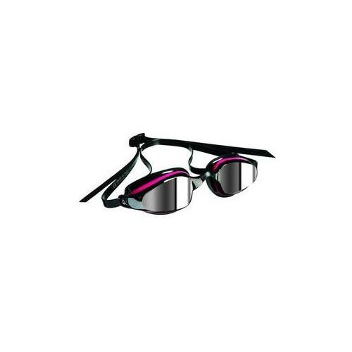 Damskie okulary pływackie Michael Phelps Aqua Sphere K180 lady mirrored