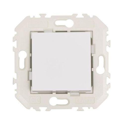 Włącznik pojedynczy QUADRO Biały EFAPEL (5603011622916)