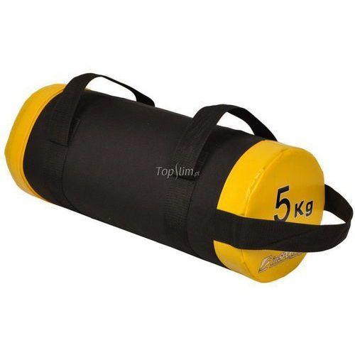 Insportline Torba do ćwiczeń z uchwytami 5kg fitbag  - 5 kg